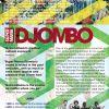 2012 Super Mama Djombo Tour Flyer